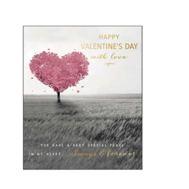 Always & Forever Valentine Card