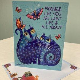 Friends Like You Card