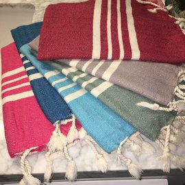 Hand loomed Turkish Hand Towel