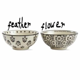 Tiny Handstamped Henna Bowl