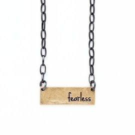 Bops Fearless Necklace