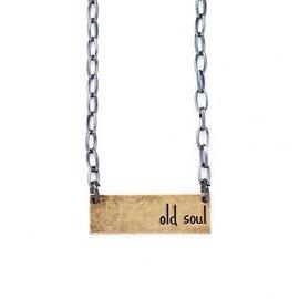 Bops Old Soul Necklace