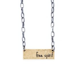 Bops Free Spirit Necklace