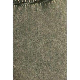 MINERAL WASH BELL BOTTOM - Dark Moss