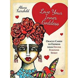 Love your Inner Goddess Deck