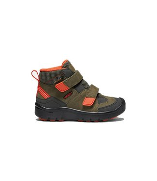 Keen Keen Hikeport Mid Strap Olive