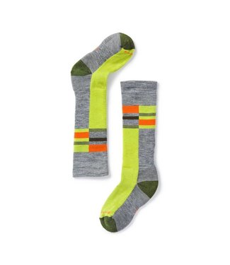 Smartwool Smartwool Wintersport Stripe Pale Grey