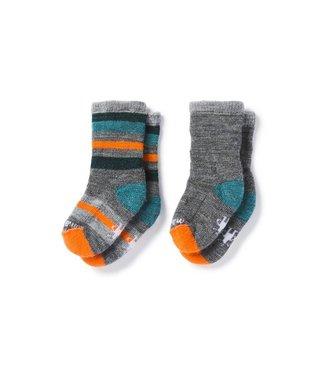 Smartwool Smartwool Sock Sampler Gris