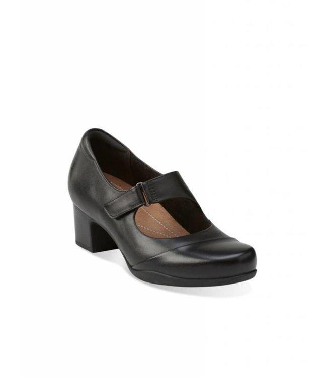 a4503eab8a Clarks Rosalyn Wren Black Women's shoes  Tony Pappas - Tony Pappas -  Footwear store