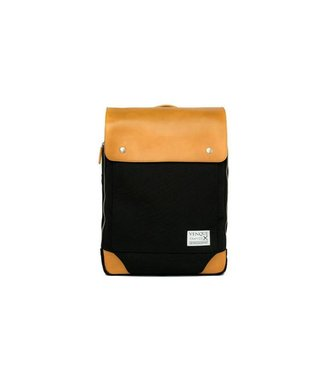 Venque Venque Flatsquare Mini Black & Tan