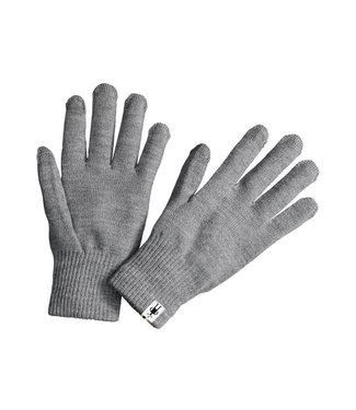 Smartwool Liner Gloves Light Grey