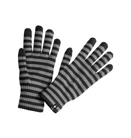 Smartwool Smartwool Striped Liner Gloves Black