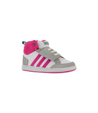 Adidas ADIDAS HOOPS CMF MID WHITE&PINK