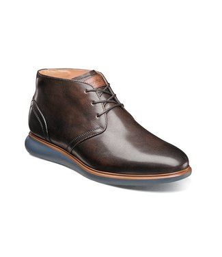 Florsheim Florsheim Fuel Plain Toe Chukka Brown