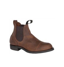 WM MOORBY Canada West Boots 14332 Crazy Horse