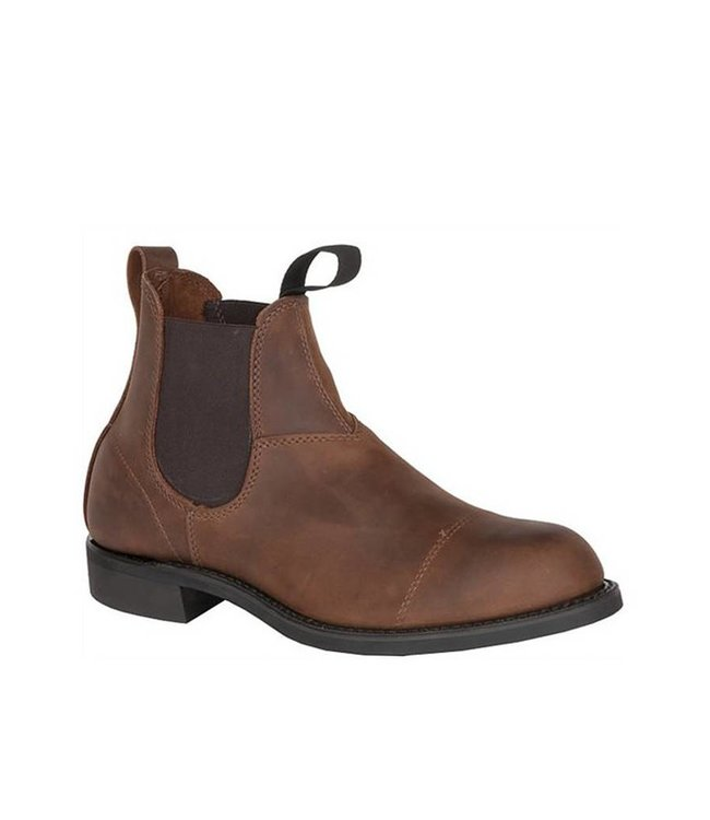 Canada West Boots / WM Moorby Canada West Boots 14332 Crazy Horse