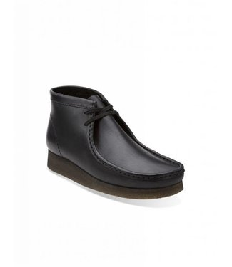 Clarks CLARKS WALLABEE BT BLACK