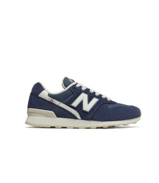 New Balance New Balance  696 Navy & White
