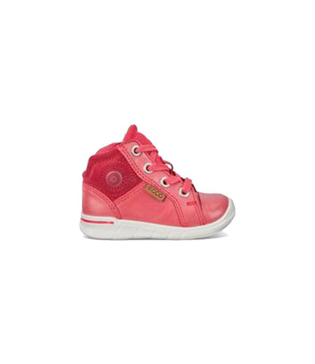Ecco Ecco First Zip Teaberry