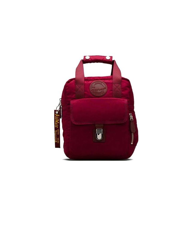 DR MARTENS Dr.Martens Small Backpack Cherry