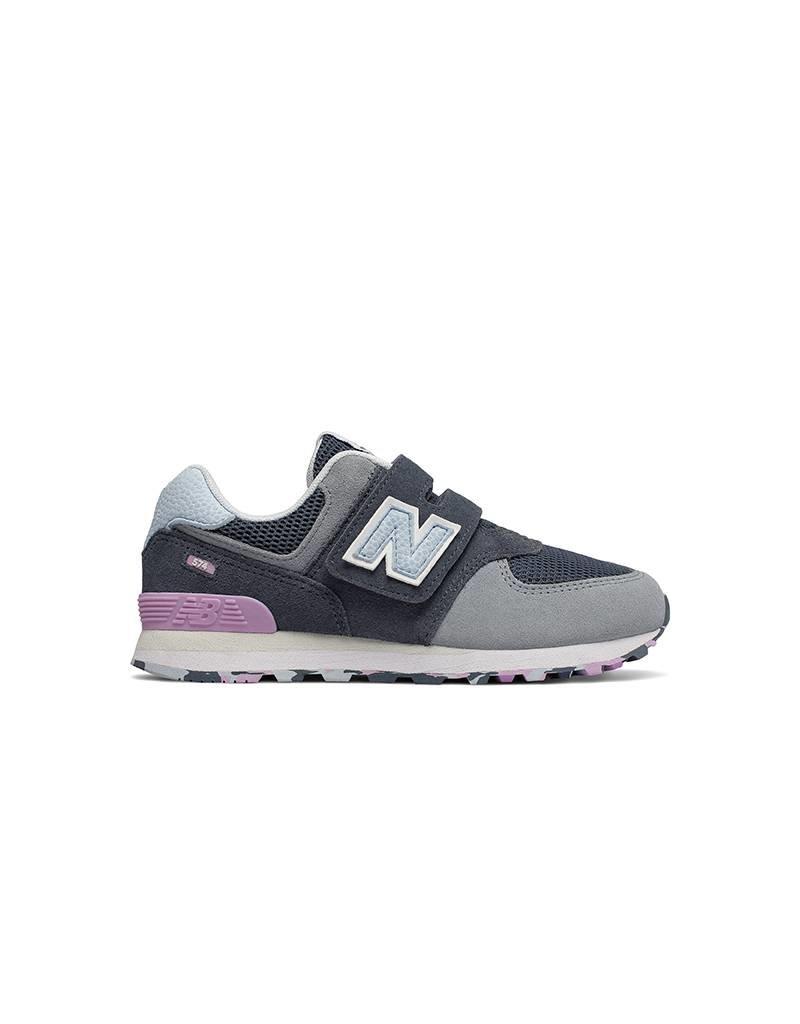 New Balance New Balance 574 Marbled Street Indigo RUN2300116