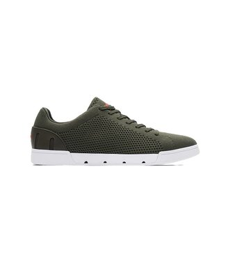 Swims Swims Breeze Tennis Knit Olive