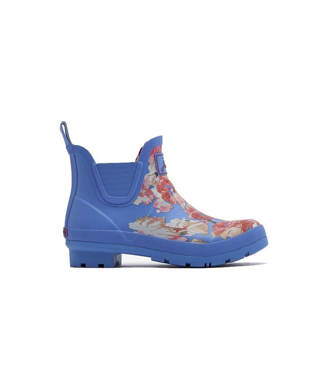 Joules Joules Femmes Wellibob Bleu Floral