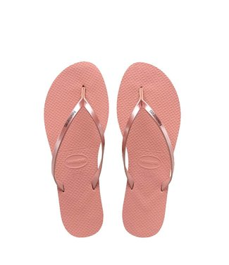 Havaianas Havaianas You Metallic Rose Nude