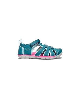Keen Keen Seacamp II CNX Turquoise & Rose  60$-65$