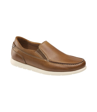 Johnston & Murphy Johnston & Murphy Carlisle Venetian Tan