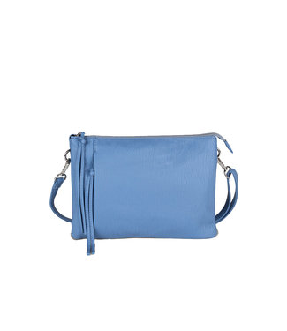 Co-lab CO-LAB LOFT CLUTCH CROSSBODY CIEL