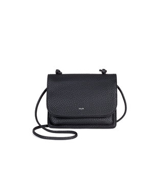 Co-lab CO-LAB PEBBLE CARRYALL CROSSBODY BLACK
