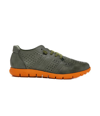 Slowwalk Slowwalk Morvi Olive & Orange