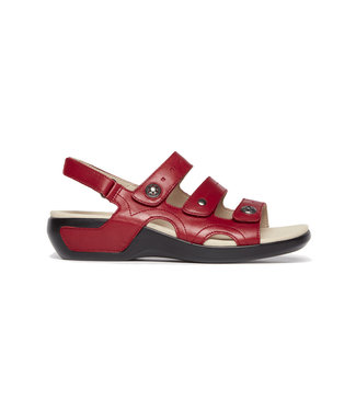 Aravon Aravon PC Three Strap Rouge
