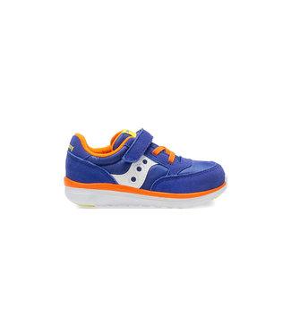 Saucony Saucony Jazz Lite Bleu & Orange