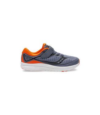Saucony Kinvara 10 Grey & Orange