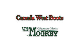 CANADA WEST BOOTS/WM MOORBY