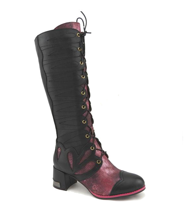 Laura Vita Laura Vita 591774 Black & Red