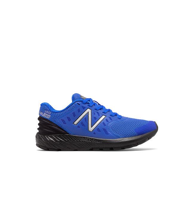 nike new balance bleu
