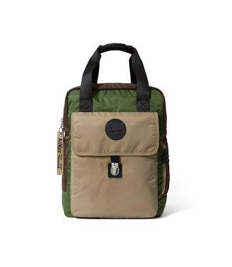 Dr. Martens Dr. Martens Large Backpack Vert & Brun