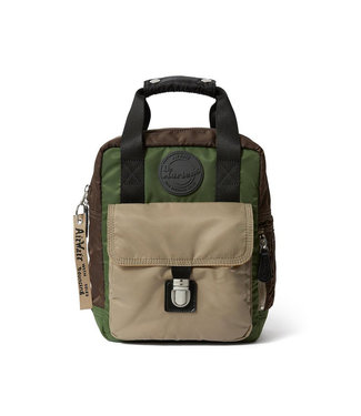 Dr. Martens Small Backpack Brown & Green