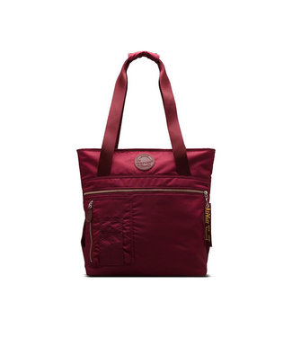 Dr. Martens Flight Tote Cherry Red