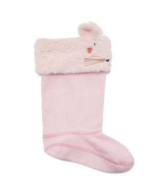 Joules Smile Pale Pink Mouse