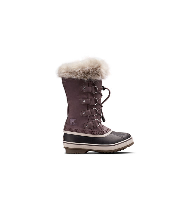 Sorel Sorel Youth Joan of Artic Sauge Mauve & Noir