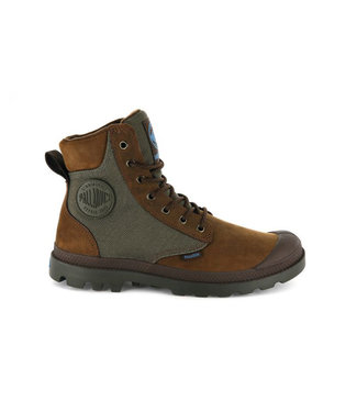 Palladium Pampa Sport Cuff Bridle Brown