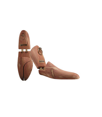 Saphir Cedar Wood Shoe Tree Model 2811