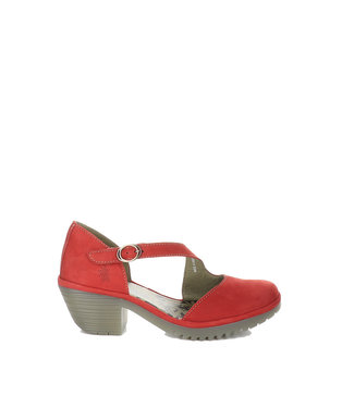 Fly London Fly London Wako144Fly Lipstick Red