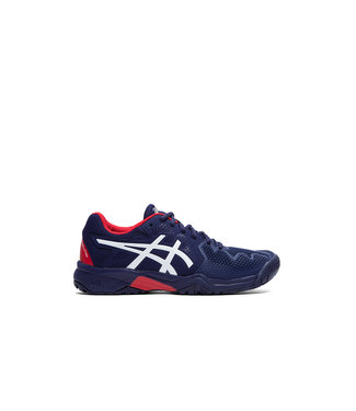 Asics Asics Gel Resolution 8gs Bleu & Rouge
