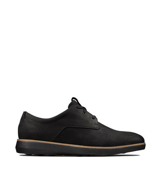 Clarks Banwell Lace Black