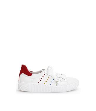 Gabor 43 332 White & Rainbow